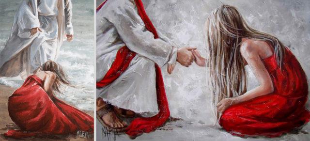 Иезекииль пророк невеста Господа Бога Саваофа ветхий завет библия 2