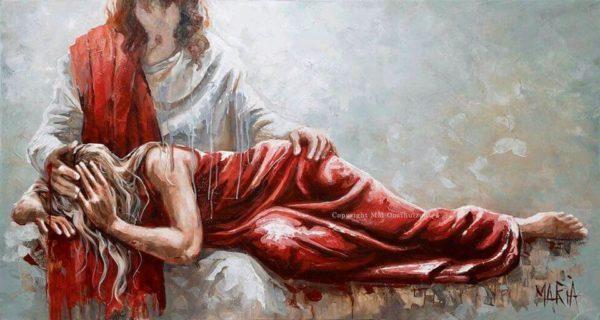 Иезекииль пророк невеста Господа Бога Саваофа ветхий завет библия 3
