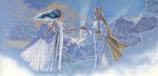 Иезекииль пророк невеста Господа Бога Саваофа ветхий завет библия