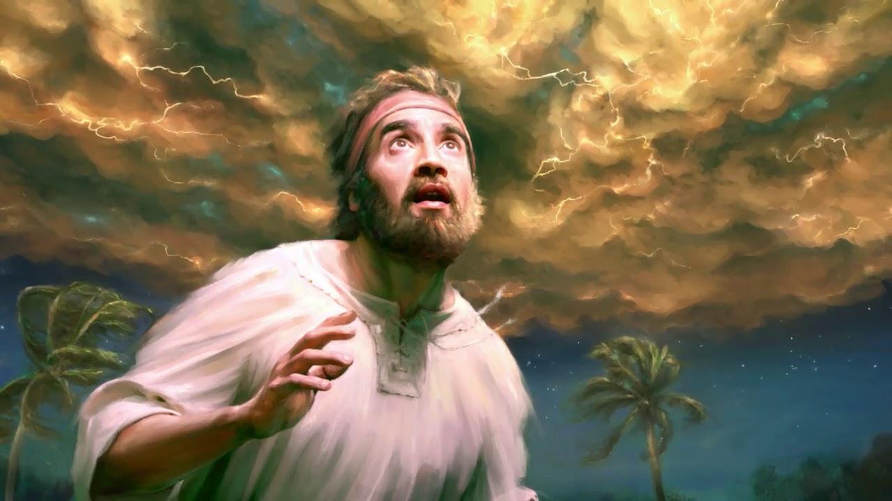Иезекииль пророк видение Господа Бога Саваофа ветхий завет библия