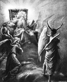 Иов сатана выпрашивает Иова у Бога ветхий завет библия