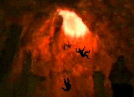 Откровение Иоанна Богослова и кто не был записан в книге жизни, тот был брошен в озеро огненное новый завет библия
