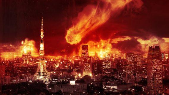 Откровение Иоанна Богослова и ниспал огонь с неба от Бога и пожрал их новый завет библия 1