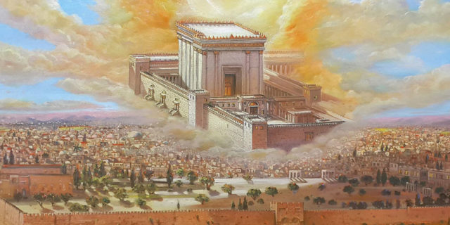 Откровение Иоанна Богослова И отверзся храм Божий на небе, и явился ковчег завета Его в храме Его новый завет библия