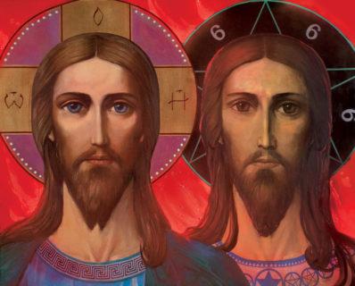Откровение Иоанна Богослова Иисус Христос или антихрист сатана новый завет библия