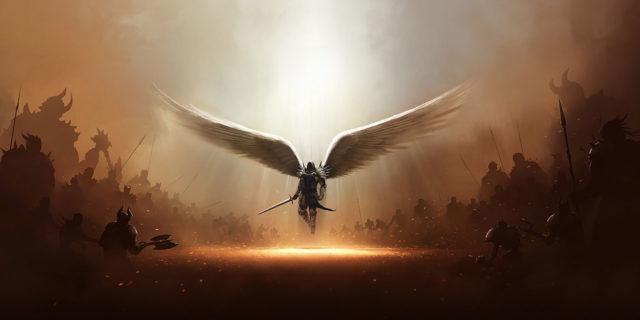 Откровение Иоанна Богослова по окончании тысячи лет дракон, змей древний освобождён для обольщения народов новый завет библия 2