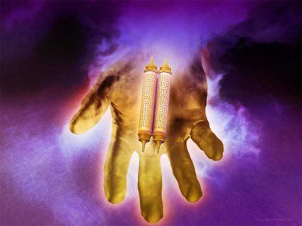 Откровение Иоанна Богослова пойди, возьми раскрытую книжку из руки Ангела, стоящего на море и на земле новый завет библия