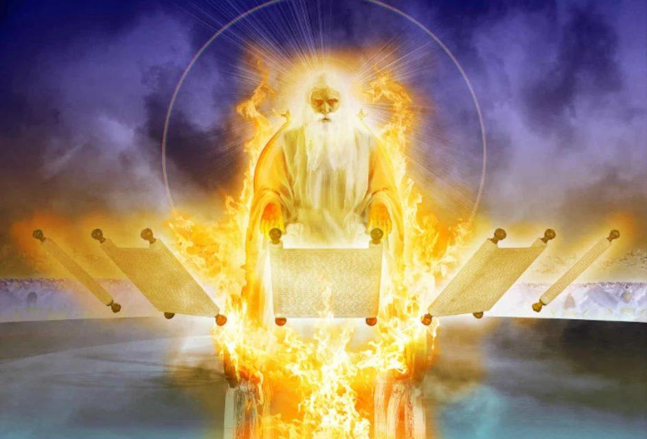 Откровение Иоанна Богослова великий и страшный суд над всеми народами новый завет библия 2