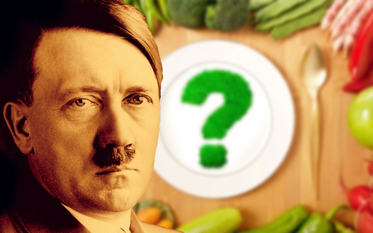 Гитлер-вегетарианец #ВЕГЕТАРИАНСТВО #ВЕГАН #ВЕГАНСТВО #ВЕГЕТАРИАНЕЦ #GoVegan #ХРИСТОЛЮБ — httpschristolube.ru