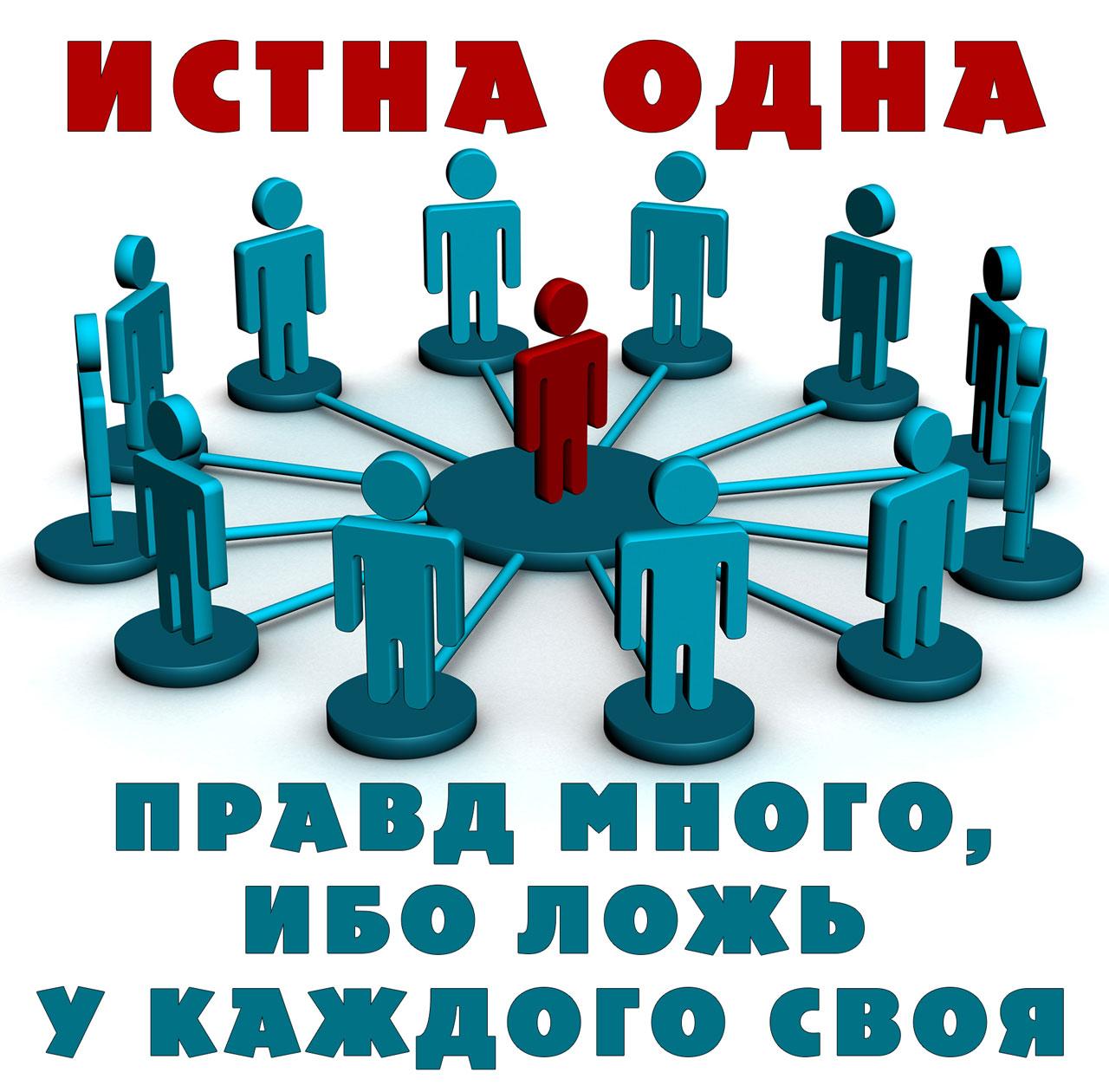 Истина одна, а правд много, ибо ложь укаждого своя (мораль субъективна) #ВЕГЕТАРИАНСТВО #ВЕГАН #ВЕГАНСТВО #ВЕГЕТАРИАНЕЦ #GoVegan #ХРИСТОЛЮБ — christolube.ru