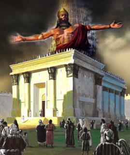 Даниил пророк на крыле святилища будет мерзость запустения ветхий завет библия