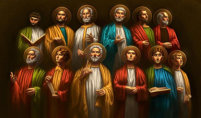 Книга деяний святых апостолов новый завет библия 2