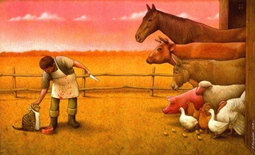 Можно ли любить животных и одновременно есть их 2 #ВЕГЕТАРИАНСТВО #ВЕГАН #ВЕГАНСТВО #ВЕГЕТАРИАНЕЦ #GoVegan #ХРИСТОЛЮБ — christolube.ru