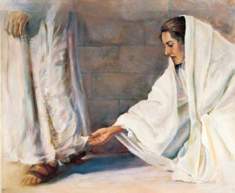 Исцеление кровоточивой, прикоснувшийся с верою к Иисусу Христу евангелие новый завет библия 1